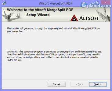 MergeSplit PDF Screenshot3