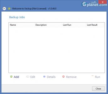 Xackup Screenshot2