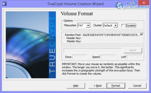 TrueCrypt Screenshot5