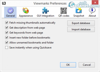 ViewMarks Screenshot2