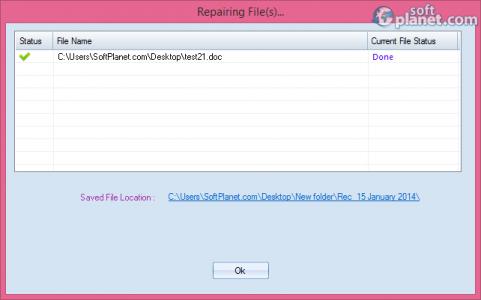 Doc Repair Screenshot3