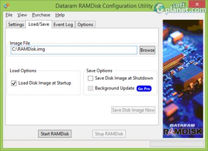 RAMDisk Screenshot4