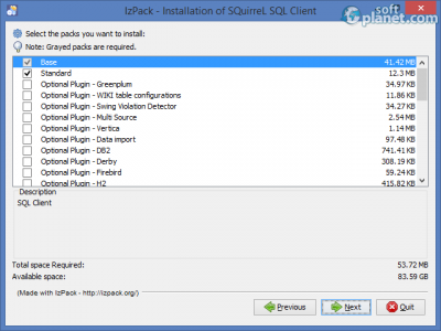 SQuirrel SQL Client Screenshot2