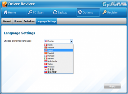 Driver Reviver Screenshot5