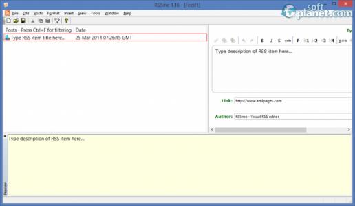RSSme Screenshot2