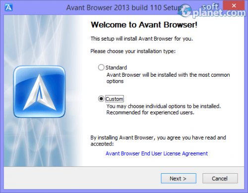 Avant Browser Screenshot3