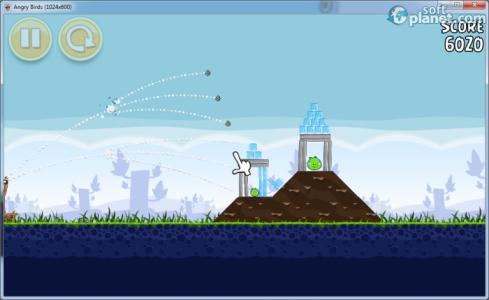 Angry Birds Screenshot4