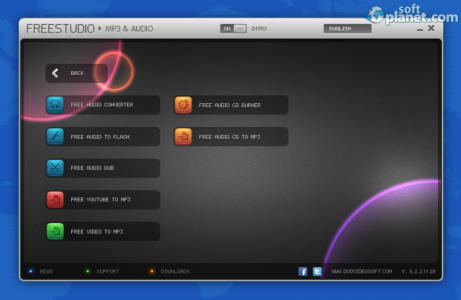 DVDVideoSoft Free Studio Screenshot2