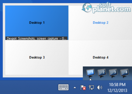 Dexpot Screenshot4