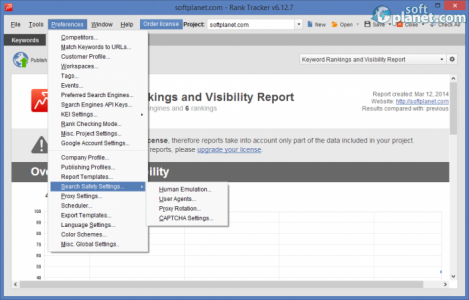 Rank Tracker Screenshot4