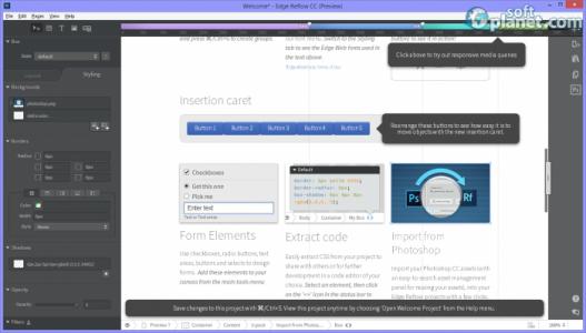 Adobe Edge Reflow CC Screenshot2