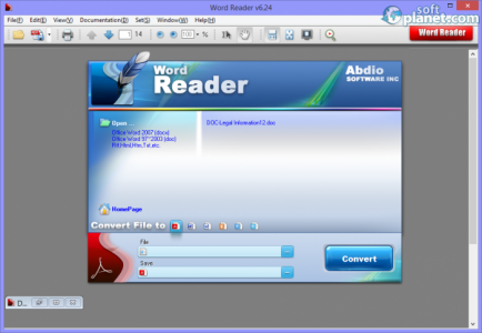 Word Reader Screenshot3