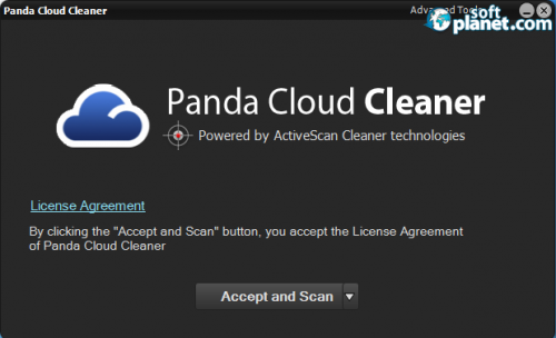 Panda Cloud Cleaner Screenshot3