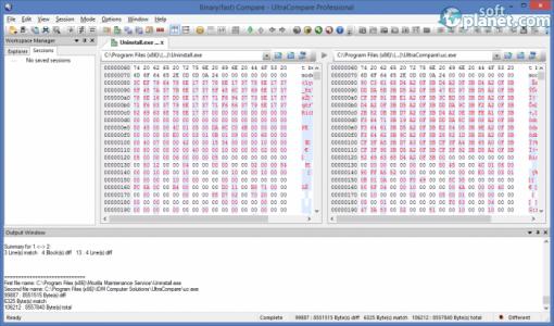 UltraCompare Professional Screenshot2
