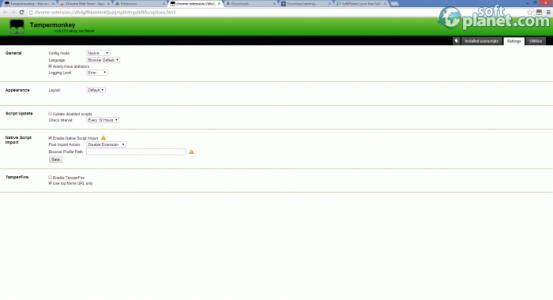 Tampermonkey Screenshot2