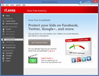 Avira Free Antivirus Screenshot4