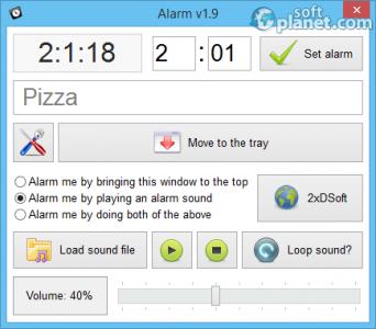 Alarm Screenshot2