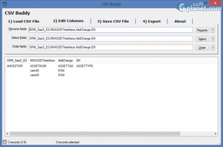 CSV Buddy Screenshot2