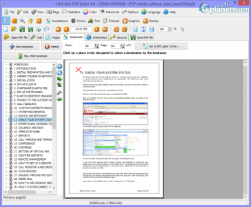 CAD-KAS PDF Editor Screenshot3