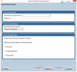 Firewall Browser Screenshot2