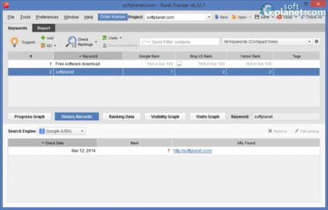 Rank Tracker Screenshot2