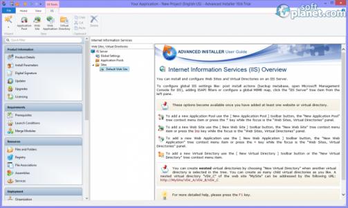 Advanced Installer Screenshot3