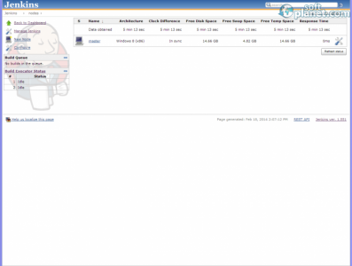 Jenkins Screenshot4