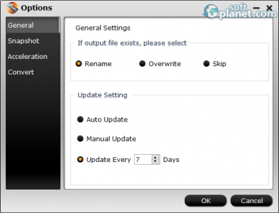 Aunsoft MTS M2TS Converter Screenshot2