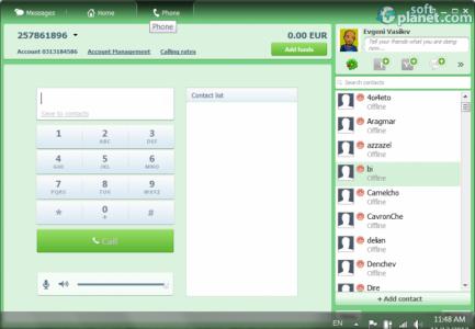 ICQ Screenshot2