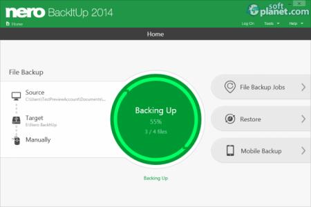 Nero BackItUp 2014 Screenshot5