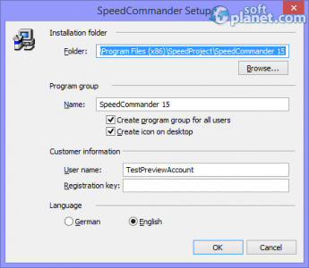SpeedCommander Screenshot5