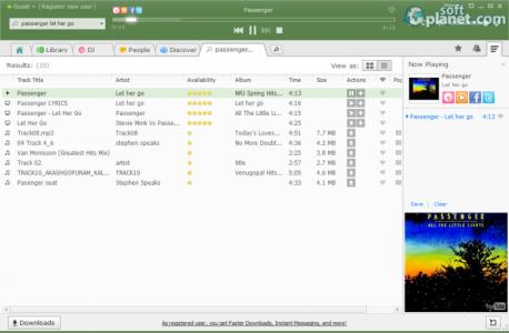 iMesh Screenshot4