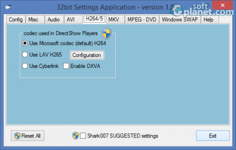 Standard Codecs for Windows 7 and 8 Screenshot2