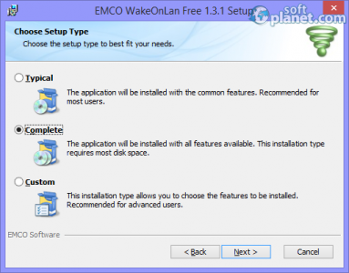 EMCO WakeOnLan Free Screenshot5