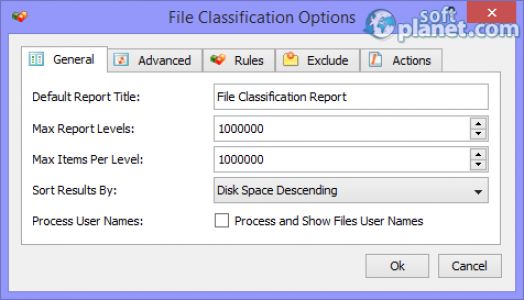 Disk Sorter Screenshot3