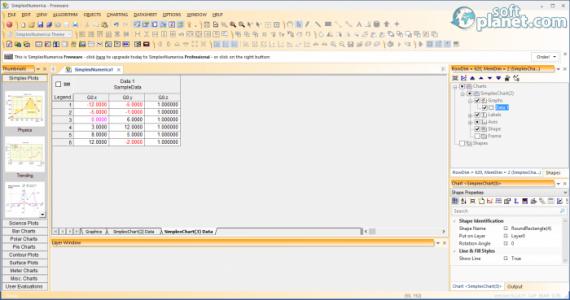 SimplexNumerica Screenshot3