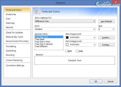 SQL Examiner Suite Screenshot3