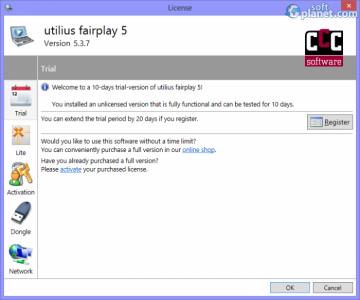 utilius fairplay Screenshot3