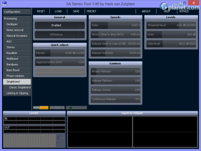 Stereo Tool Screenshot2