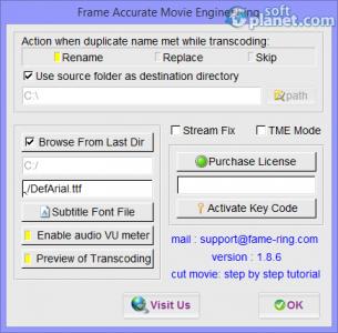 Smart Mate for DV and DVB Screenshot4