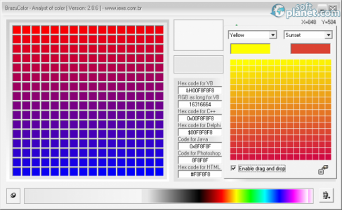 BrazuColor Screenshot5