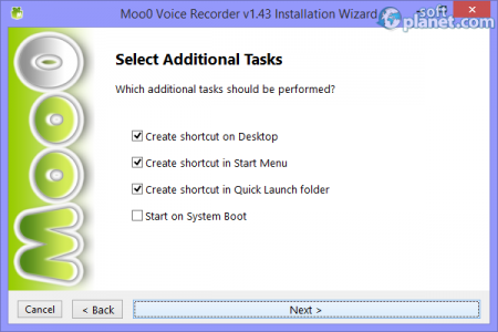 Moo0 VoiceRecorder Screenshot4