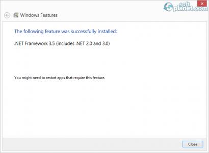 Microsoft NET Framework Screenshot4
