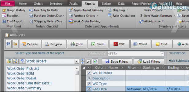Small Business Software Screenshot4