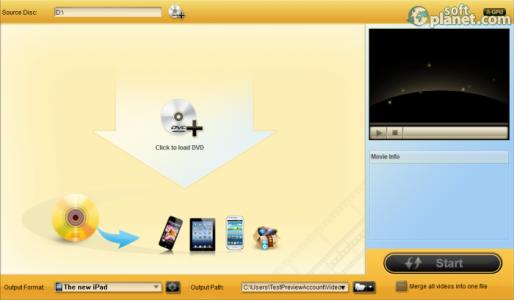 CloneDVD 7 Ultimate Screenshot2