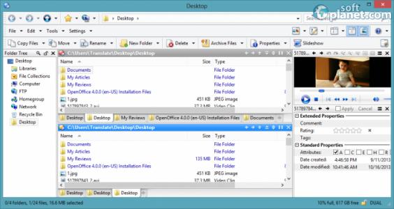 Directory Opus Screenshot4