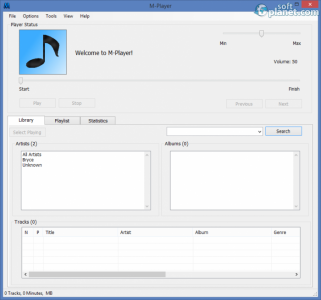 M-Player Screenshot2