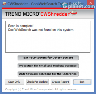 CWShredder Screenshot4