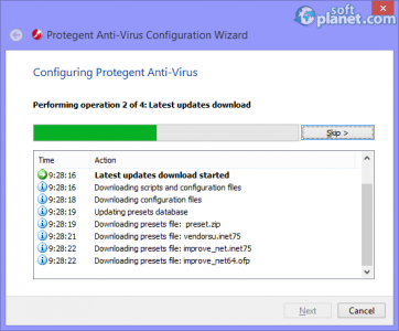 Protegent Anti-Virus Screenshot4