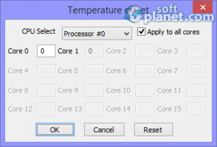 Core Temp Screenshot2